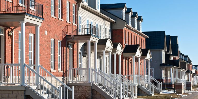 Buying a Townhome