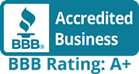 US Mortgages is accredited with the Better Business Bureau with an A+ rating.